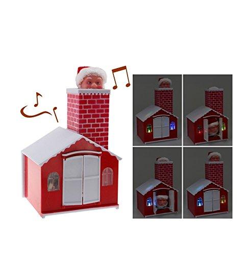 Père Noël automate et musical