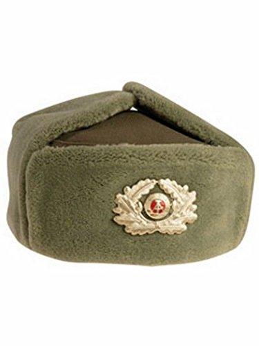 NVA Wintermütze Heer Offizier neuwertig Größe 56