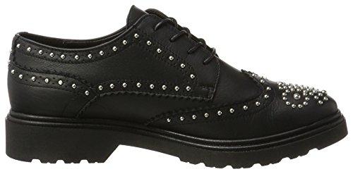 ALDO Damen Kedelani Brogues Schwarz (Black Leather)