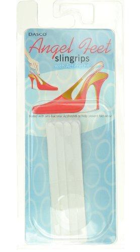 Dasco Angel Feet - Fascette in gel per cinturini di sandali
