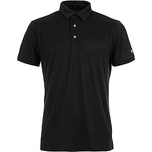super.natural Herren Polo-Shirt, Mit Merinowolle, M ESSENTIAL POLO