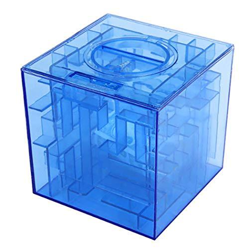 SeaStart Hucha Laberinto de 3D Dinero Moneda