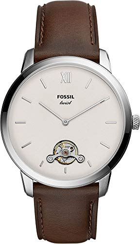 Fossil Neutra Analog Beige Dial Men's Watch-ME1169