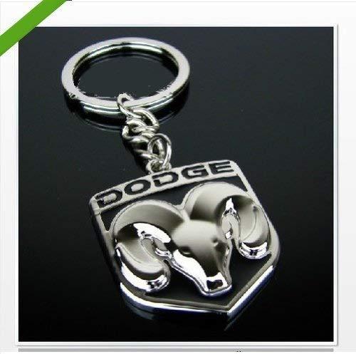 Preisvergleich Produktbild Dodge RAM chrom Schlüsselanhänger Key Ring Viper Journey Charger Challenger