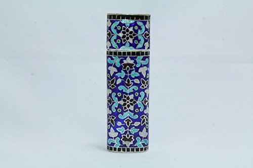 rajasthan-gems-handmade-smalto-cloisonne-sterling-925-hallmarked-argento-cigarette-vesta-custodia