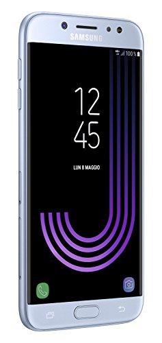 Samsung Galaxy J7 2017, Smartphone libre (5.5'', 3GB RAM, 16GB, 13MP/Versión europea), color Azul