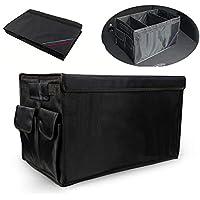 HLDUYIN Tronco Plegable Portable Multi Premium Compartimentos De Carga Antideslizante De Cargas Pesadas Portátil Plegable Organizador Tronco