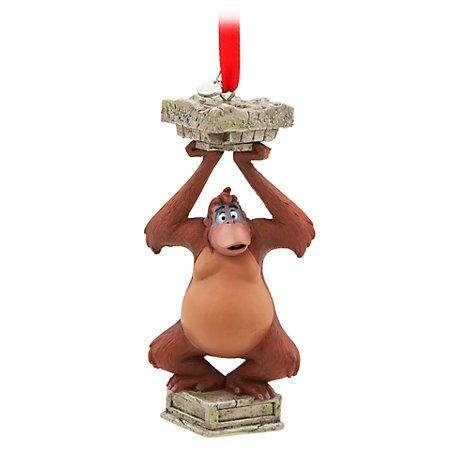 King Louie, Sonnenspirale, das Dschungelbuch, Weihnachten Ornament, offizielles Disney