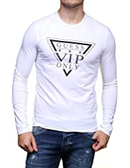 Tee-shirt Guess Exclusive Blanc