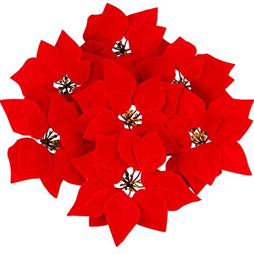 Flores de Navidad Artificiales