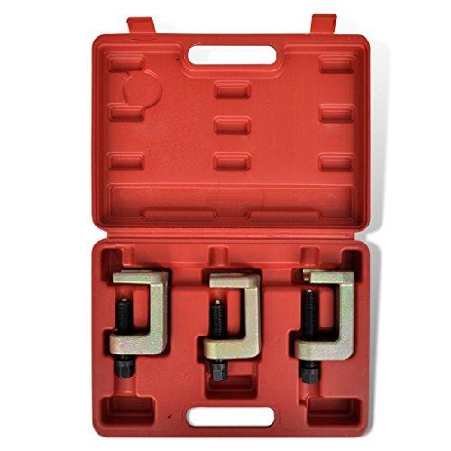 Festnight Kugelgelenk Abzieher Werkzeug Set 3 tlg. Werkzeugsatz