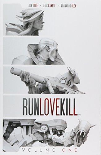 RUNLOVEKILL Volume 1 por Jon Tsuei