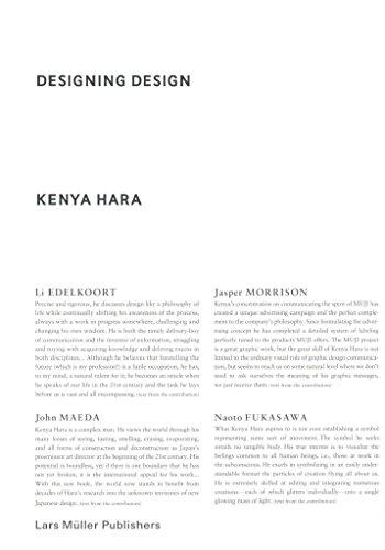 [(Designing Design)] [By (author) Kenya Hara] published on (May, 2015)