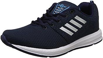 Lancer Men's Navy,Sky Blue Running Shoes-8 UK/India (42 EU)(INDUS-12NBL-SBL-8)