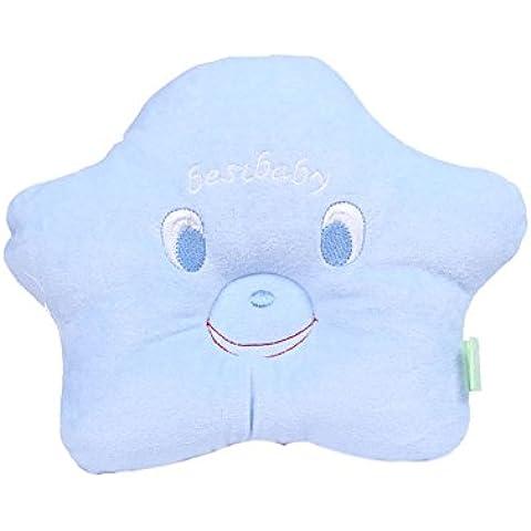 Carino Starfish cotone neonatale stereotipi cuscino per evitare che la forma di sostegno emicrania testa corretta