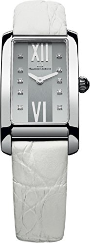 Maurice Lacroix Fiaba FA2164-SS001-150 Wristwatch for women with genuine diamonds