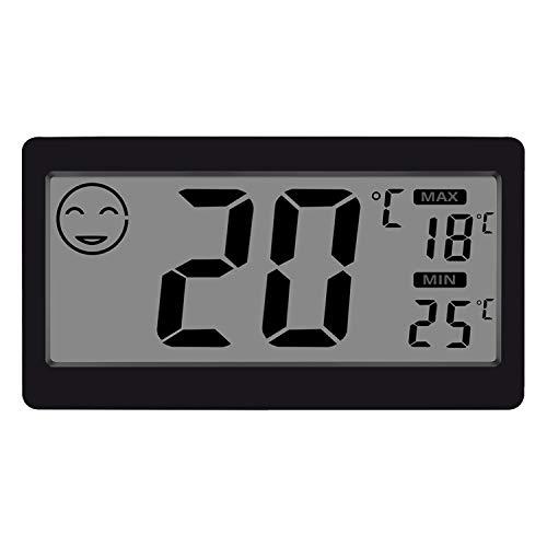Gellvann Digital Indoor Thermometer Higrómetro temperatura