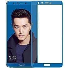 Chevron Huawei Honor 9 Lite Full Body Premium Tempered Glass - Blue