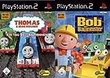 2 Spiele Box-Bob der Baumeister + Thomas und seine Freunde (EyeToy)