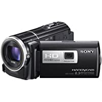 Sony HDR-PJ260VE Full-HD Camcorder (7,5 cm (3 Zoll) LCD-Display, 8 Megapixel, 30x opt. Zoom, 16GB Speicher intern, 29 mm Weitwinkel) GPS Kartenindex und iAUTO
