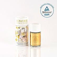 Giusto Manetti Battiloro - Polvo de oro comestible para uso alimentario - En espolvoreador - Oro 23 ct - 125 mg