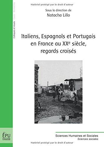 Italiens, espagnols et portugais par Natacha Lillo (Sous La Direction De)