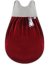Baby Summer Sleeping Bag Adjustable Safety Nessy 70cm Red