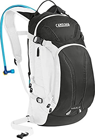 Camelbak 62556-IN Sac d'hydratation Charcoal/White 9 L