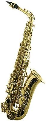 Collins Altsaxophon II A-150 L · Saxofón alto