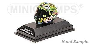 Minichamps 399170086 - Coche en Miniatura, Color Verde y Azul