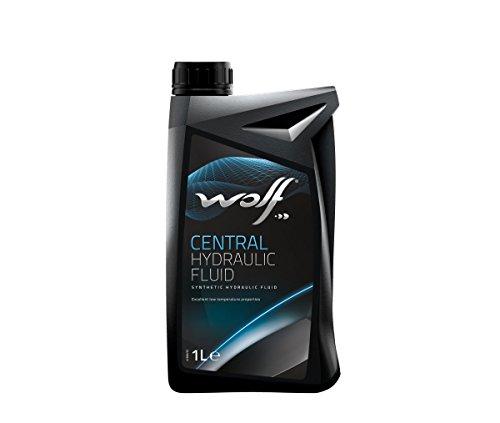 Bidon 1 litre d'huile Wolf Central Hydraulic 8308505 pas cher