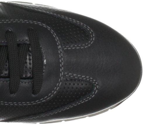 Geox U Active A, Sneaker Uomo Nero (Black)