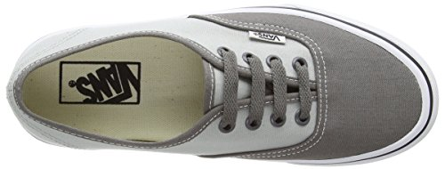 Vans Authentic, Unisex Adults' Low-Top Sneakers, Grey (2-Tone – Pewter/High-Rise),4 UK (36.5 EU)