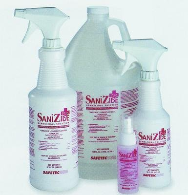 SaniZide Germicidal Solution, 16oz