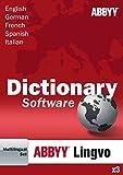 ABBYY Lingvo x3 Deutsch  Englisch  Französisch  Spanisch  Italienisch Dictionary Software KO
