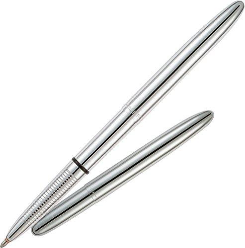 Fisher Space Bullet weltberühmter Astronautenstift mit Chrom-Überzug