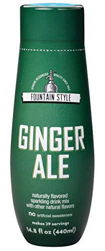 SODAMIX GINGER ALE by SodaStream