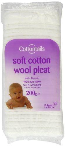 Cottontails 200g Cotton Wool Pleat