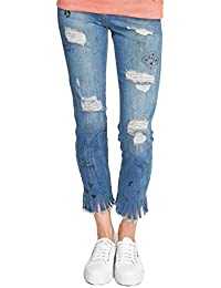 1cf522f972e912 Amazon.co.uk: Sublevel - Jeans / Women: Clothing