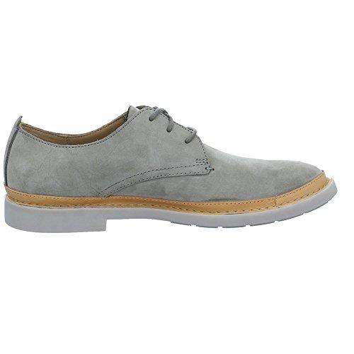 Clarks 26132506, Chaussures de ville à lacets pour homme Marron marron Vert