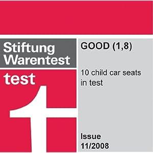Britax Baby Safe Sleeper Group 0 Car Seat Black Blue