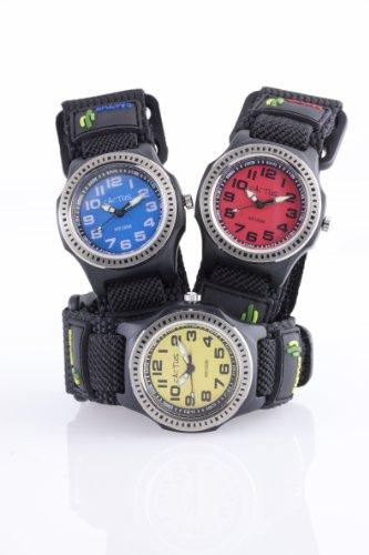 Cactus Kinder-Armbanduhr Analog Quarz Schwarz CAC-45-M03 - 2