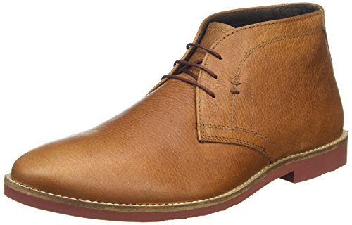 Red Tape Dorney, Desert boots homme Brown (Milled Honey)
