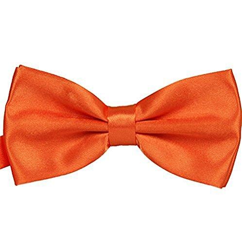 Daorier-1-Mode-Nuds-Papillon-Cravate-Tie-Taille-Reglable-Mariage-Soire-Busines-pour-Homme-Pure-Couleur