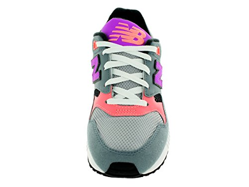 New Balance Classics Traditionnels Multi Womens Trainers Multicolore