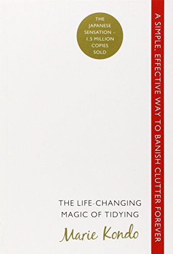 Buchseite und Rezensionen zu 'The Life-Changing Magic of Tidying: A simple, effective way to banish clutter forever' von Marie Kondo