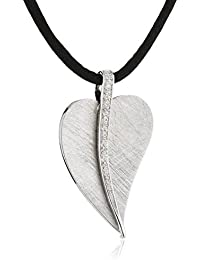 Celesta Damen-Collier 925 Sterling Silber 7x Diamanten 0.04 ct. 500250577