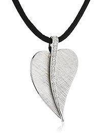 Celesta Damen-Collier 925 Sterling Silber 7x Diamanten 0.04 ct. 500250577