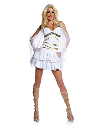 Aphrodite Römerin Damenkostüm Faschings-Kostüm für (Kostüme Der Liebe Göttin Griechische)