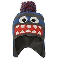Mountain Warehouse Gorro Monster para niños Gris oscuro Talla única